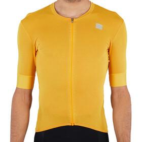 Sportful Monocrom Maglietta Uomo, giallo